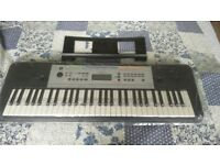 yamaha ypt 225 almost new