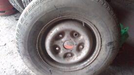 transit tyres 195x14