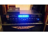 Eden Nemesis bass amp head