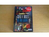 Guns N' Roses DVD (Guns N' Roses Use Your Illusion 11)