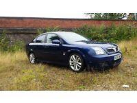 Vauxhall Vectra SRI Cdti V6 AUTOMATIC 2003. 3L DEISEL Blue