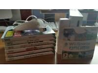 4 x wiis 33 games loads of stuff massive wii bundle