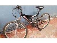 Mantis X2 ATB Unisex Mountain Bike