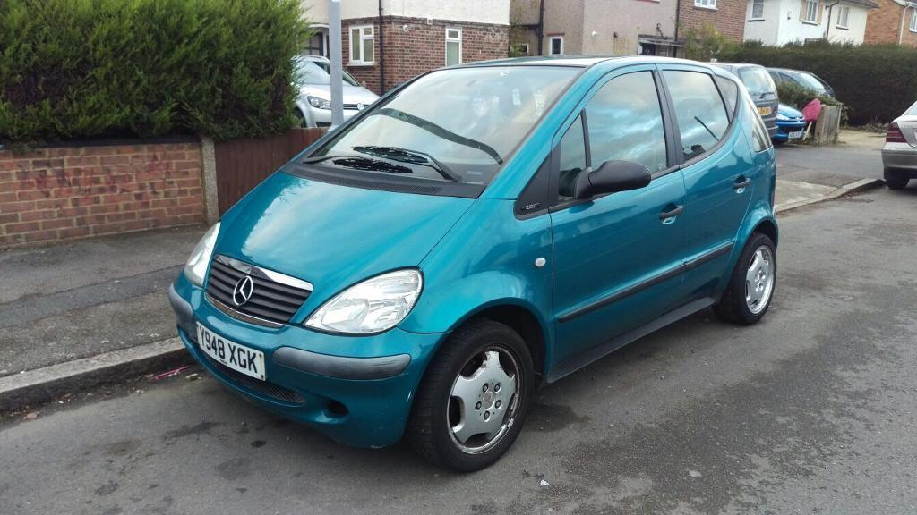 mercedes a160 automatic in kingston london gumtree. Black Bedroom Furniture Sets. Home Design Ideas