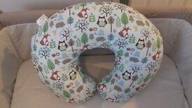 Boppy Nursing Pillow (Woodsie)