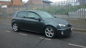 Golf Gti 5dr Hpi-clear 1 previous owner mk6 2010