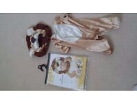 Baby Lion Fancy Dress Costume (6-9 months)