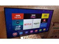 HISENSE 50-inch SUPER Smart 4K UHD LED TV-HE50KEC315,built in Wifi,Freeview & Freesat HD