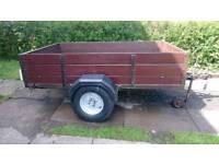 6x4 trailer in great shape