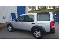 Land Rover Discovery 3, Sixc speed manual, 7 Seater