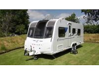 Bailey Pegasus Palermo 2016. 5 berth. Immaculate condition.