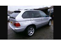 BMW X5 spares or repairs