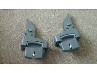 Britax Car Seat Adapters for Oyster Pram