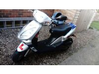 Sym jet 50 ***very low mileage***