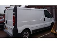 Vivaro 2700 CDTi 113 SWB Panel Van-Ex Company Vehicle