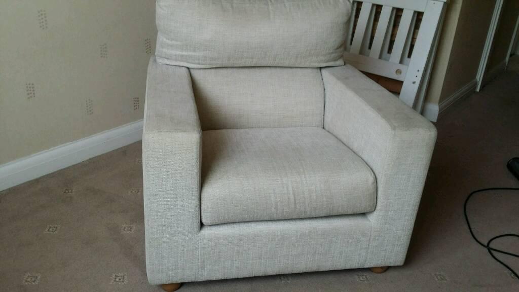 Armchair single seater John lewis