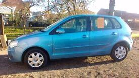 For sale ideal 1st car vw polo 1.2 petrol