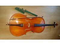 4/4 hungarian cello