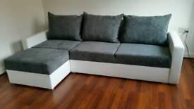 Corner sofa-bed CAN DELIVER