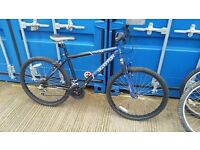 Men's Silverfox Mountain Bike - Good condition