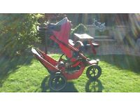 Phil and teds sport tandem pushchair