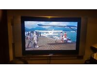 "40"" Sony Wega Engine Plasma TV. Only £69 with Wall Bracket and Control!"