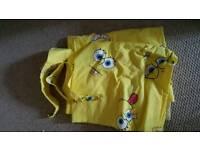 Spongebob curtains