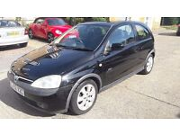 2002 Vauxhall Corsa 1.2 SXI only 47,000 miles very good condition