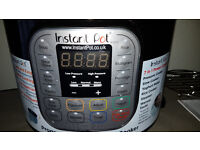'Instant Pot' 7 in 1 Electric Pressure Cooker