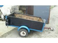 car box trailer