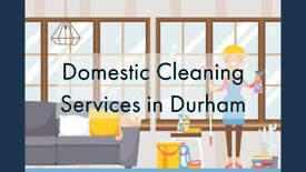 Cleaning service *MAGIC BROOM* One off cleans *Weekly * Monthly - Durham area