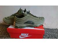 BRAND NEW NIKE AIR 97'S ARMY GREEN