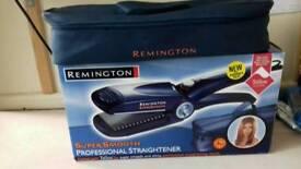 Remington super smooth straightners