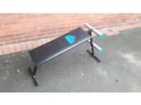 york sit up bench