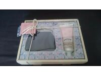 Fatface Purse and Hand Lotion Gift Set, Never used