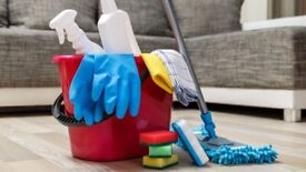 Domestic office end of tenancy cleaning
