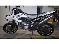 Yamaha wr125x Supermoto in perfect condition