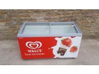 Ice cream/ lollipop Display Freezer