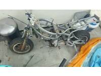 Mini motos
