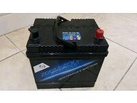 005 type Car Battery 450 amps.