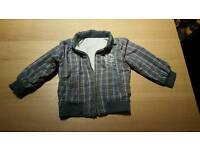 Boys Reversible zara jacket 18-24 months