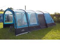 Vango Edorus 500xl airbeam tent package