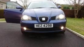 Seat Ibiza 1.4 petrol *LOW MILES* *great condition*