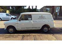 Restored 1979 Classic Minivan