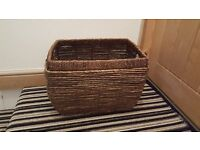 fire log basket