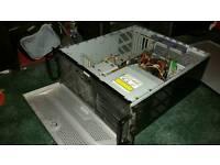 Rack mount PC case