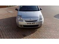 2006 citron c2 1.4 sx £475 essex