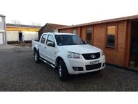 GREAT WALL STEED SE WHITE 2.0LTR DIESEL MANUAL