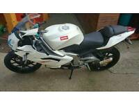Aprillia rs 125 2nd owner from new only 3k miles really fast