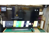 50 inch 3D LG smart TV
